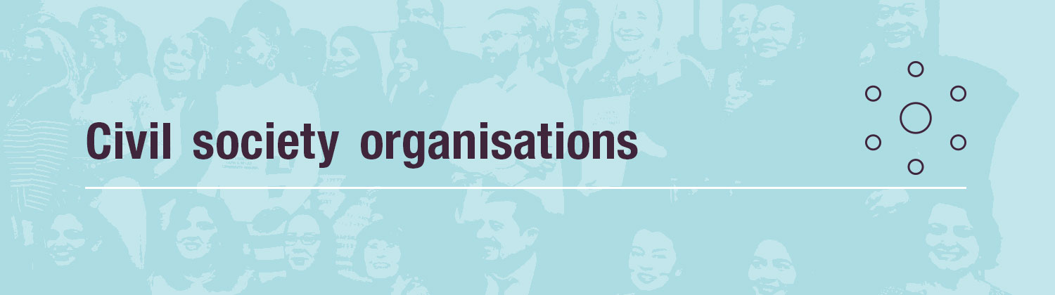 Civil society organisations